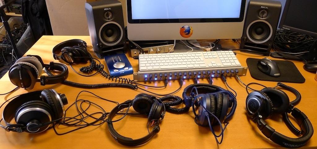 Casque Audio Pour Home Studio Le Guide Complet Mon Microcom